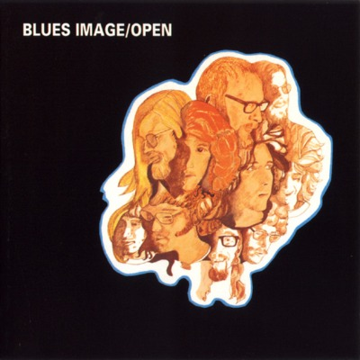 Blue Image: Open