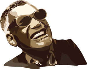 Ray Charles by LiamMcClukkin