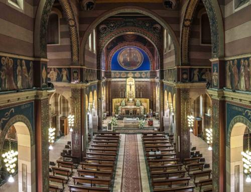 Visita Insolita – Crocetta – Parrocchia Beata Vergine delle Grazie